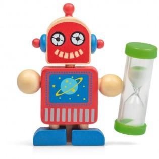 Sablier Robot minuteur de brossage de dents