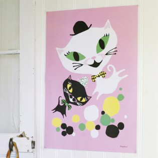 Affiche Cat Fun de Littlephant