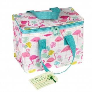 Mini sac isotherme flamants roses Rex