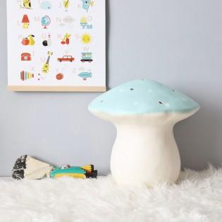 Lampe Veilleuse champignon Mint (M) - Egmont Toys