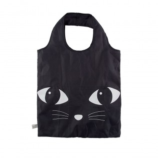 Sac de courses Chat Noir - Sass & Belle