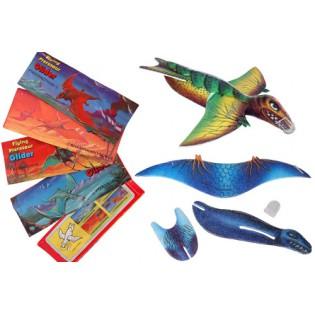 Planeur Dino en polystyène