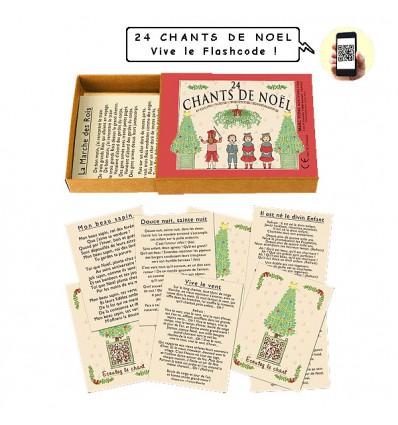 24 chants de Noël Marc Vidal