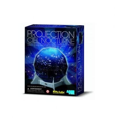 Kit 4M Projection ciel nocturne