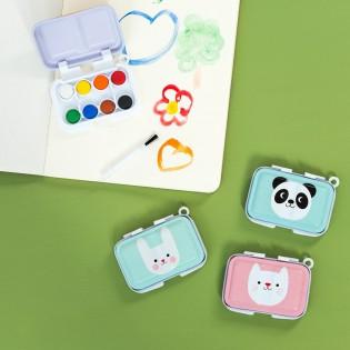 Mini set de peinture à l'eau
