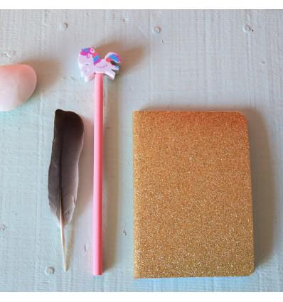 Crayon à papier gomme licorne - Sass & Belle