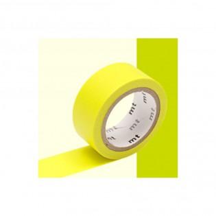 MT Fab extra-fluo luminescent jaune anis