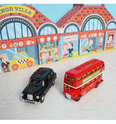 Bus londonien double niveau - DAM