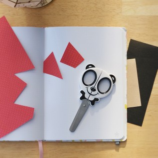 Ciseaux pour enfants Panda - Rico Design
