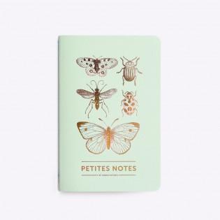 Carnet cousu Papillons & Cie - Editions du Paon