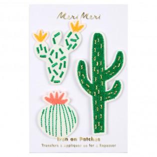 Thermocollant cactus - Meri Meri