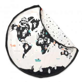 Grand sac de rangement World Map - Play & Go
