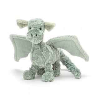 Peluche petit dragon Drake - Jellycat