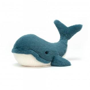 Grande peluche baleine Wally - Jellycat