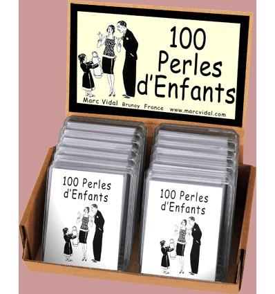 100 perles d'enfants - Marc Vidal