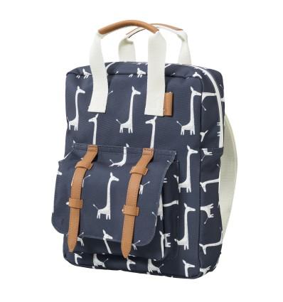 Grand sac à dos Girafe - Fresk