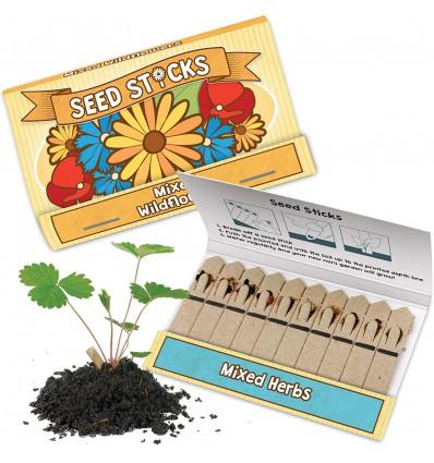 Batonnets de grains à planter