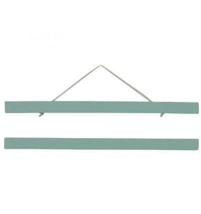 Porte-affiche bois mint 30 cm