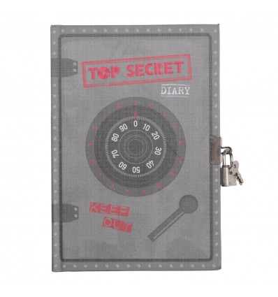 Journal Top Secret