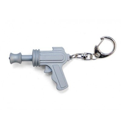 Porte-clé sonore LED Pistolet laser