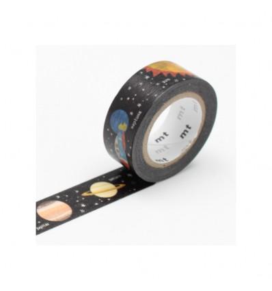 Masking Tape Kids Galaxie