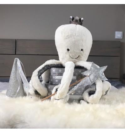 Grande peluche Cosmo octopus - Jellycat