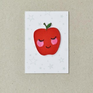 Thermocollant pomme rouge - Petra Boase