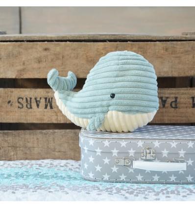 Petite baleine (S) Cordy Roy Whale - Jellycat