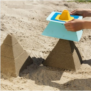Jeu de plage Pyramide Pira - Quut