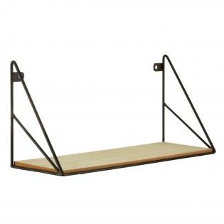 Etagère Loft bois et métal