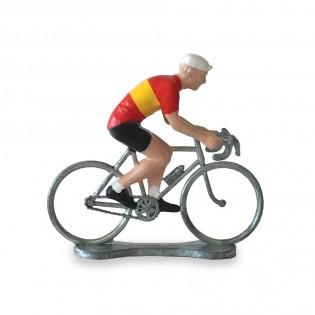 Figurine cycliste Espagne - Bernard & Eddy