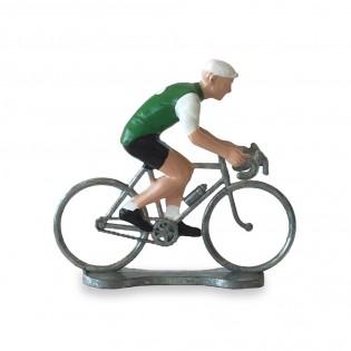 Figurine cycliste Irlande - Bernard & Eddy