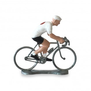 Figurine cycliste Japon - Bernard & Eddy