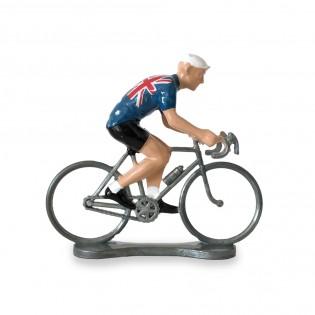 Figurine cycliste Australie - Bernard & Eddy