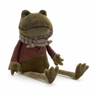 Peluche grenouille Riverside - Jellycat