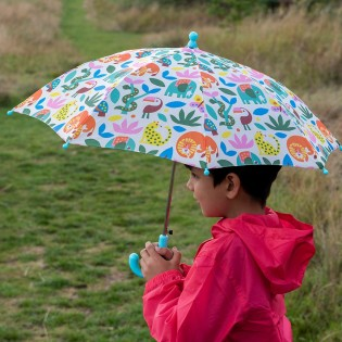 Parapluie enfant Animaux Sauvages