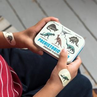 Boîte à pansements Dinosaures - Rex