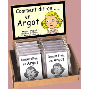 Comment dit-on en argot ? - Marc Vidal