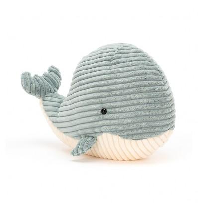 Grande baleine (M) Cordy Roy Whale - Jellycat