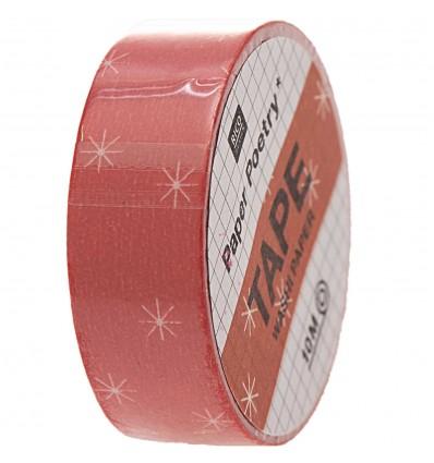 Masking Tape Noël Rouge - Rico Design