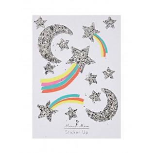 Stickers étoiles filantes - Meri Meri