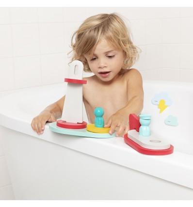 Puzzle de bain A la Rescousse - Quutopia