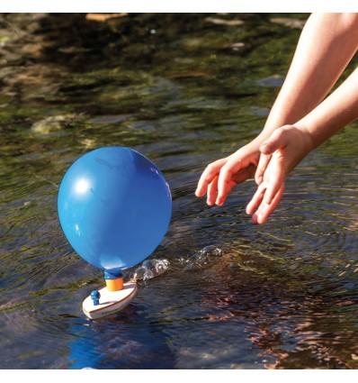 Bateau ballon Speedster