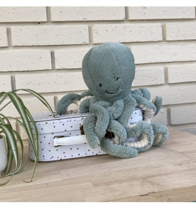 Peluche pieuvre Odyssey Petite - Jellycat