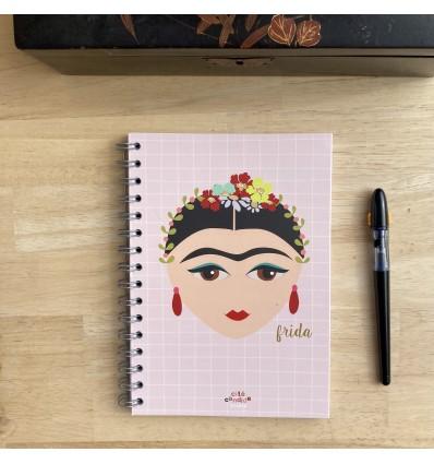 Cahier à spirale Frida - Cité Candide