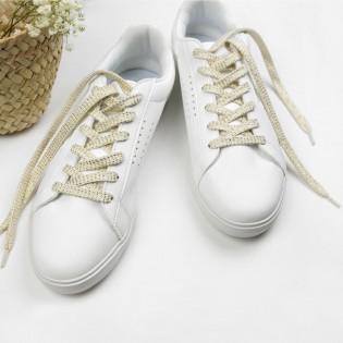 Lacets de chaussures Lait - Barnabé aimé le café