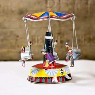 Carrousel mécanique