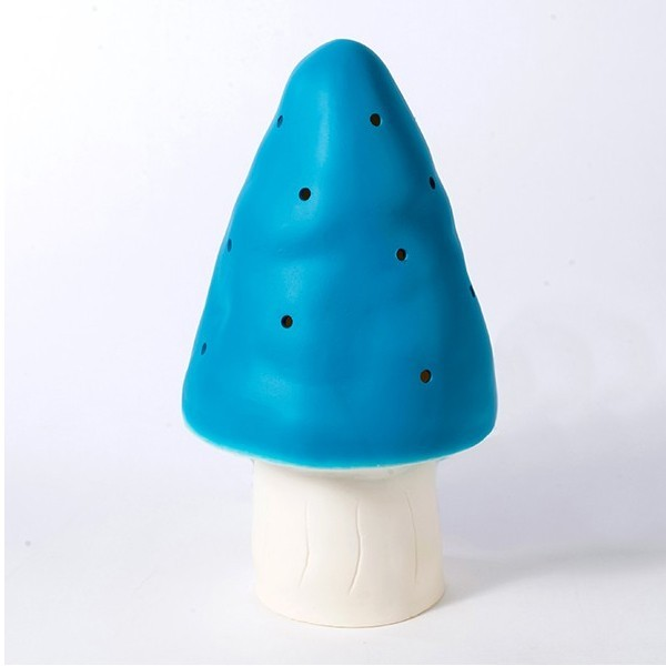 lampe veilleuse champignon bleu turquoise egmont toys. Black Bedroom Furniture Sets. Home Design Ideas